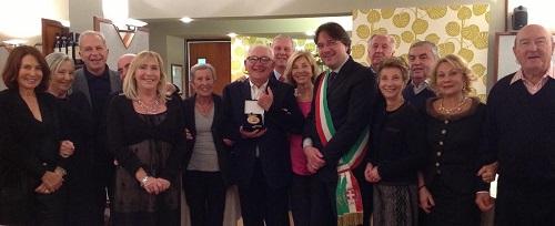 Astigiano eroe premiato dal sindaco