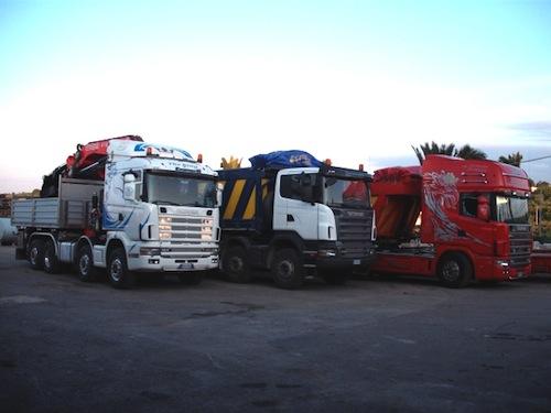 In Piemonte nel 2012 crollo delle immatricolazioni di autocarri