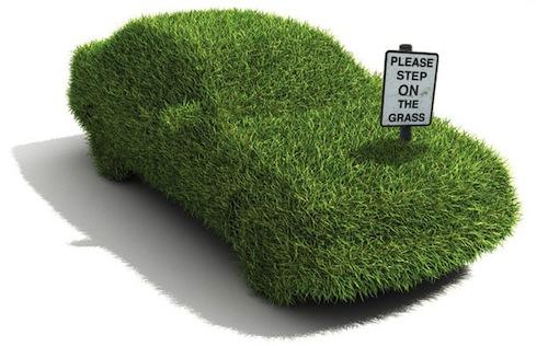 In Piemonte e Valle D'Aosta le auto ecologiche sono solo il 7.52%