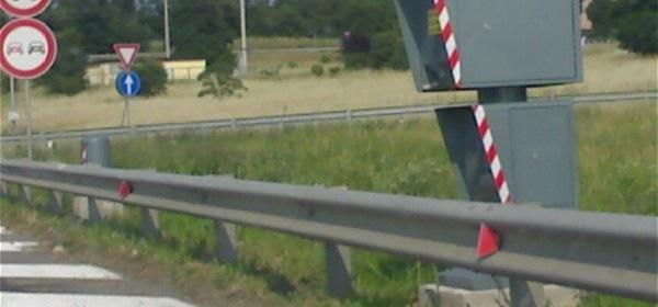 Asti-Mare: identificato il vandalo degli autovelox