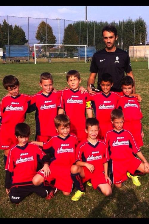 Piena attività per il settore giovanile della Polisportiva Mezzaluna Calcio