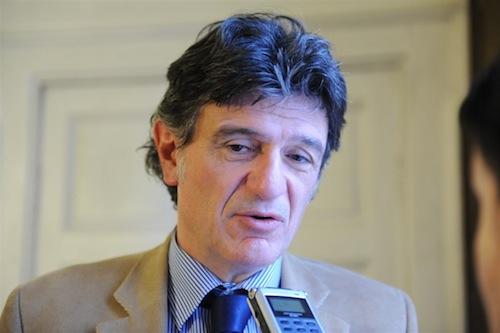 Paolo Bagnadentro ricoverato al Massaia