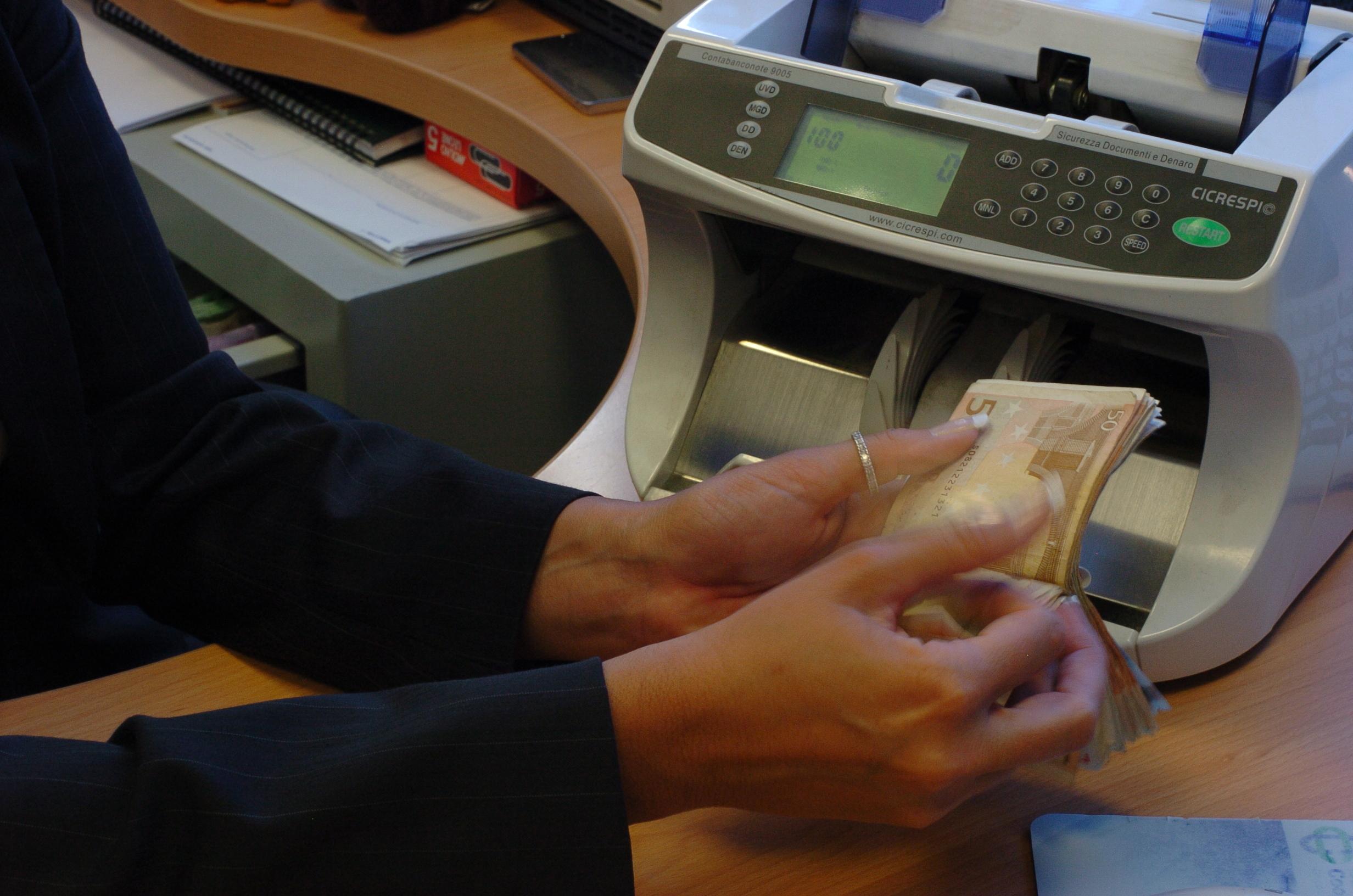 Venerdì sciopero degli impiegati di banca