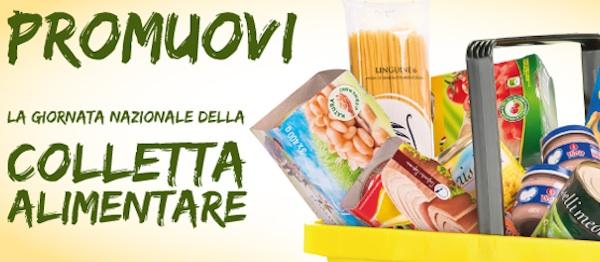 Sabato torna ad Asti la Colletta Alimentare