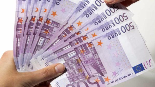 Banconota da 500 euro eliminata dal 2018. Stop all'emissione dalla Bce