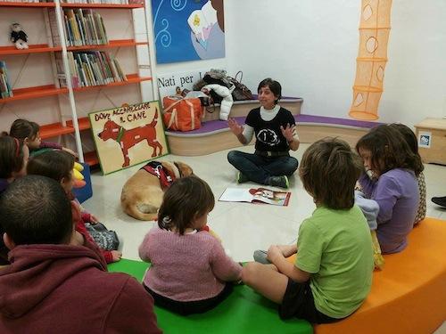 """Alla Biblioteca Astense l'iniziativa """"Leggiamo con Bau"""""""