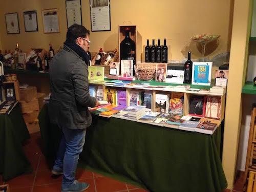"""Da Bava """"Il libraio itinerante… in cantina"""""""