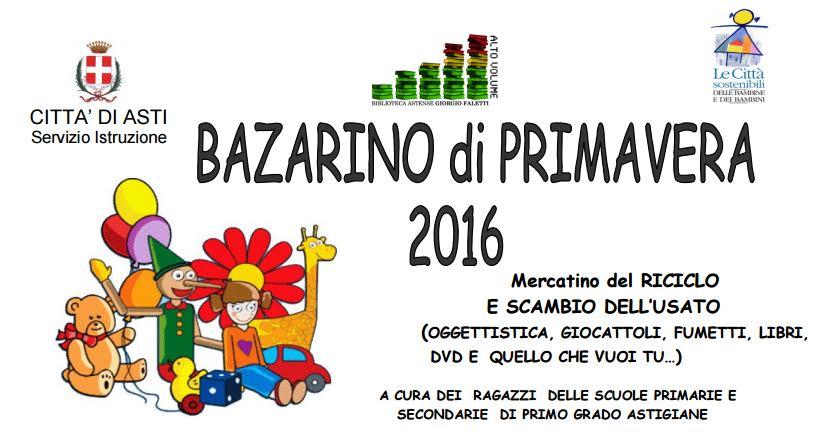 Quarta edizione del Bazarino di Primavera