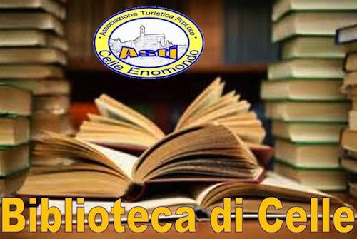 Riapre al pubblico la biblioteca di Celle Enomondo