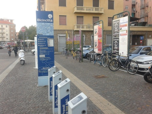 "Scaiola (LN): ""Più che Bike Sharing dovremmo chiamarlo Bike Parking"""
