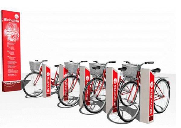 In corso il ritiro delle bici del bike sharing ad Asti
