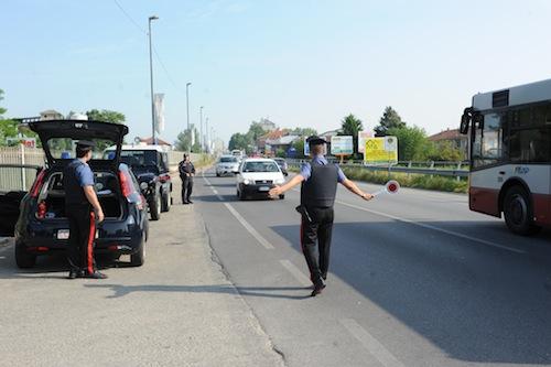 Le immagini del blitz antidroga dei carabinieri di Asti