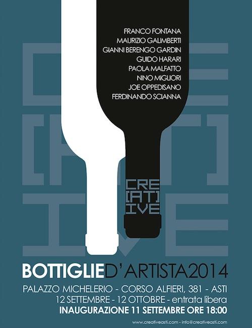 Cuvage sponsor di Bottiglie d'Artista