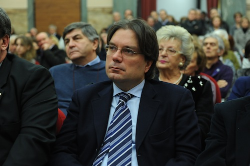 Il sindaco di Asti a Roma per la messa di intronizzazione di Papa Francesco