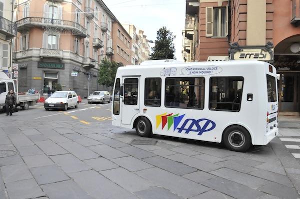 Giovedì 29 giugno cambia il percorso della linea Asp 4 e della navetta centro storico