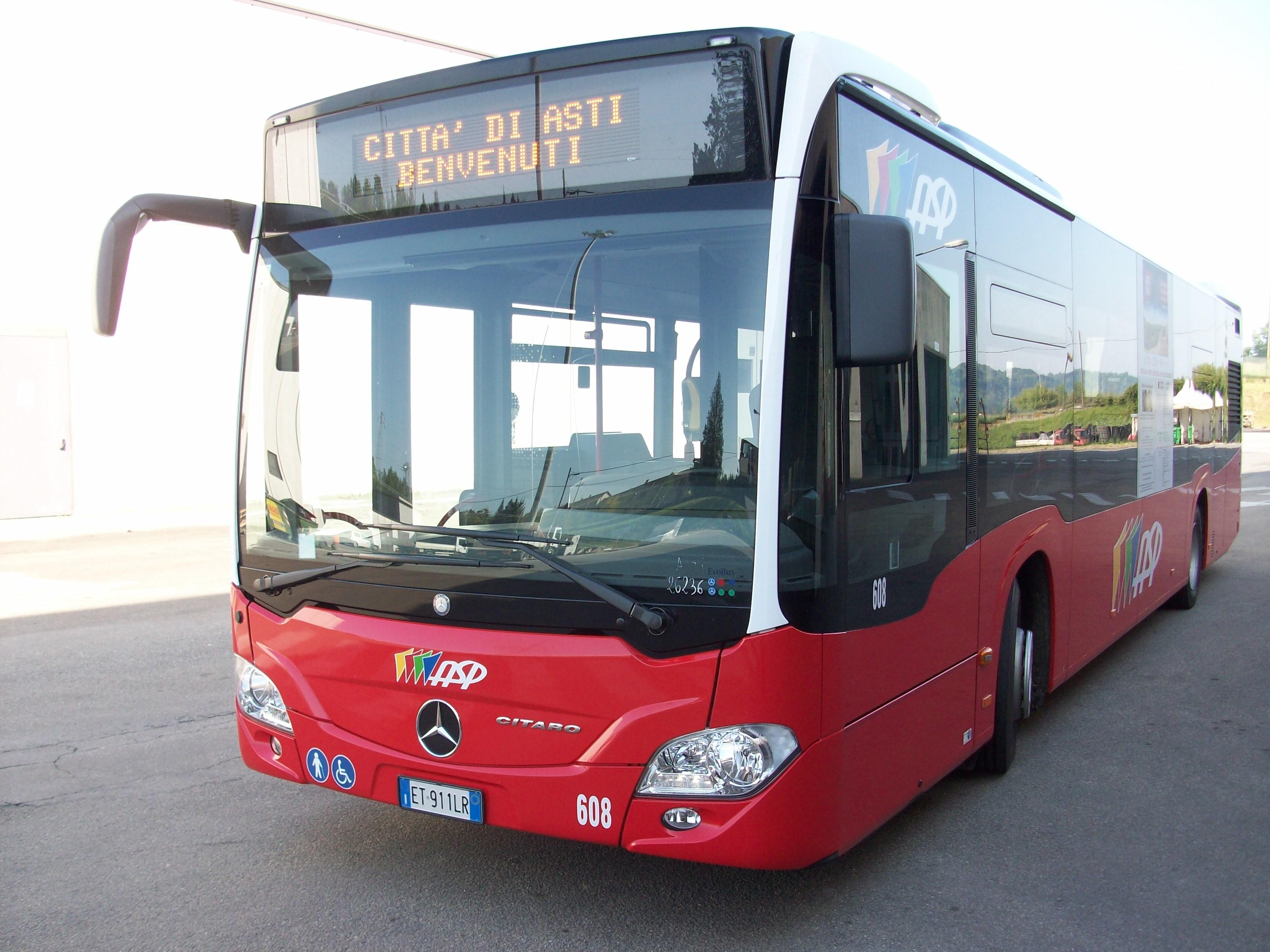 Dal 7 al 19 agosto da Montemarzo, Quarto-Valenzani e Revignano si va in Taxibus ad Asti