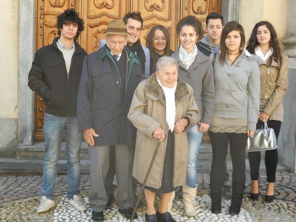 Angelo Bussolino spegne 100 candeline