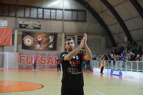 Futsal. Il 2015 si chiude con una vittoria degli Orange che salutano Torras