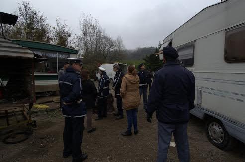 Divieto di campeggio su tutto il territorio comunale per contrastare i rom