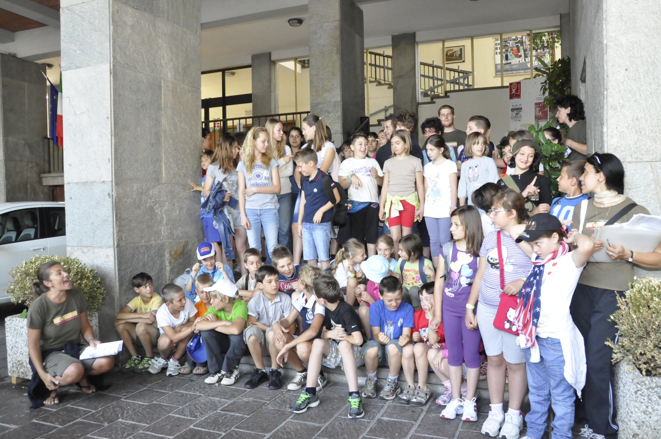 """La gestione del campeggio di Roccaverano alla cooperativa """"Esserci"""" di Oggiona Santo Stefano"""