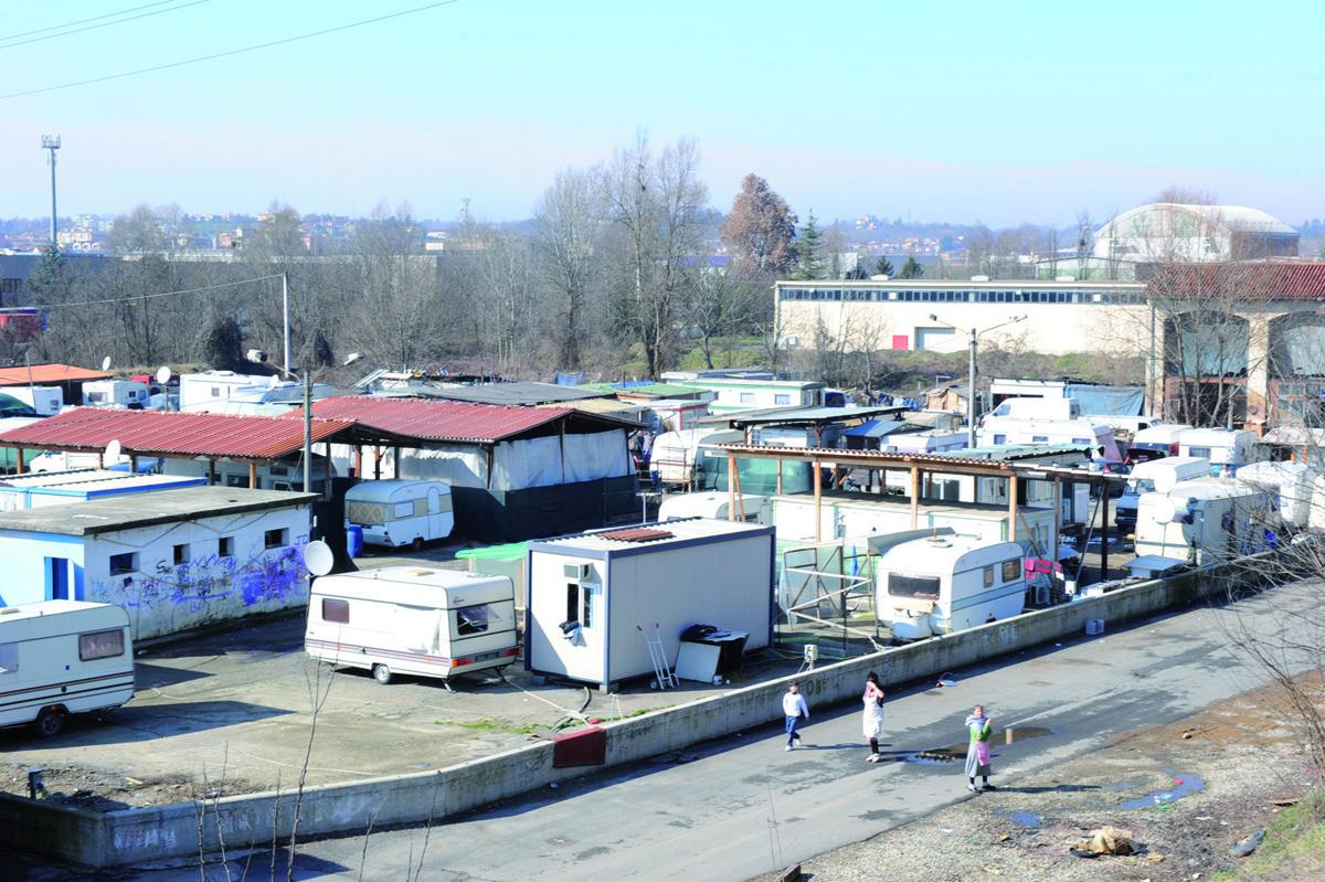 Il superamento dei campi nomadi nell'incontro con Anci Piemonte