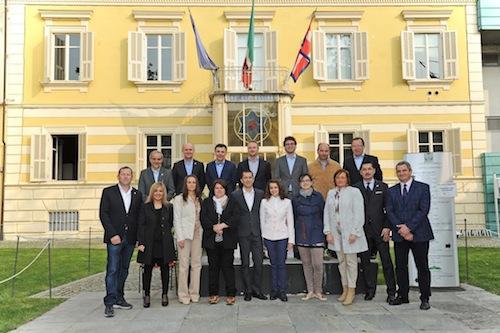 Canelli, la squadra di Marco Gabusi per le prossime elezioni