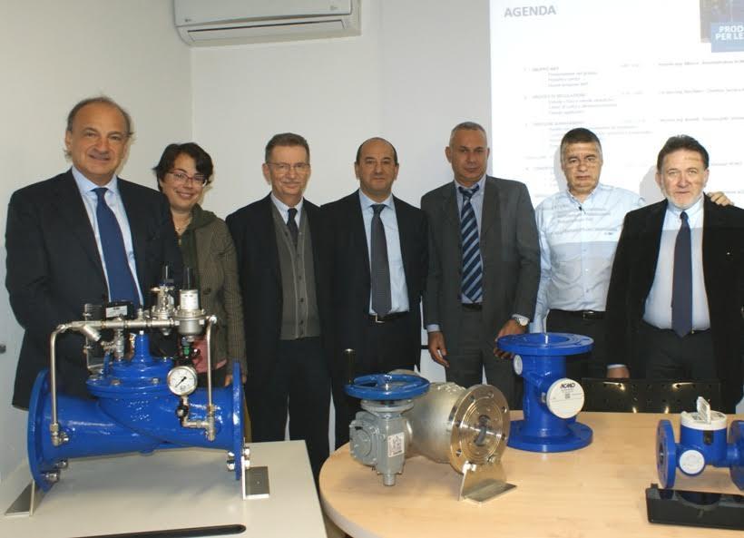 Giornata di studio Asp a Cantarana sulle innovazioni tecnologiche nel sistema idrico