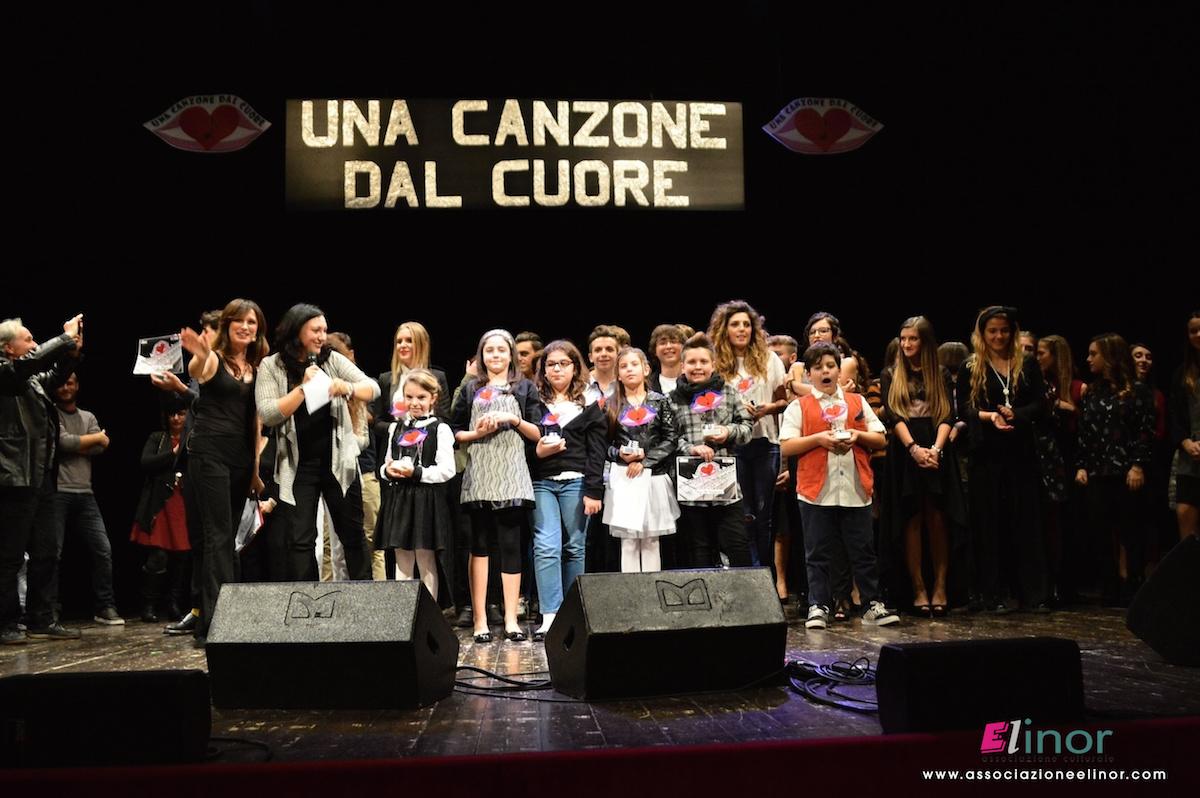 Da tutta Italia per partecipare alla Canzone del Cuore