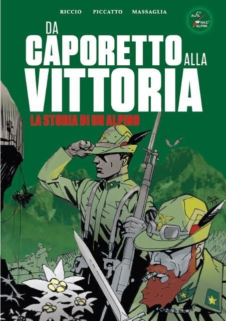 Adunata degli Alpini. Luigi Piccatto presenta la sua epopea a fumetti