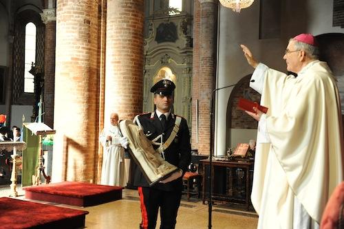I carabinieri di Asti celebrano la Virgo Fidelis