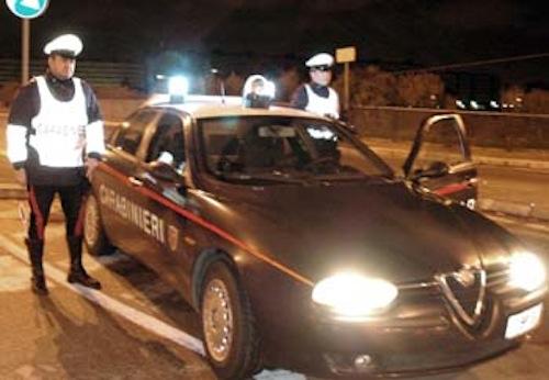 Maxi controlli dei carabinieri sulle strade dell'Astigiano