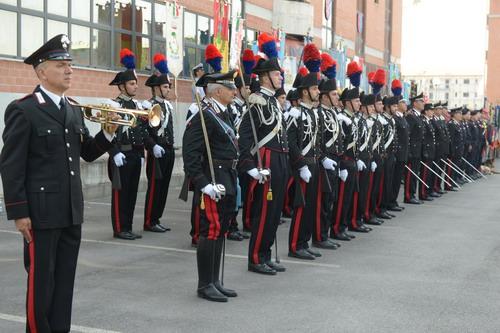 I carabinieri di Asti festeggiano 202 anni