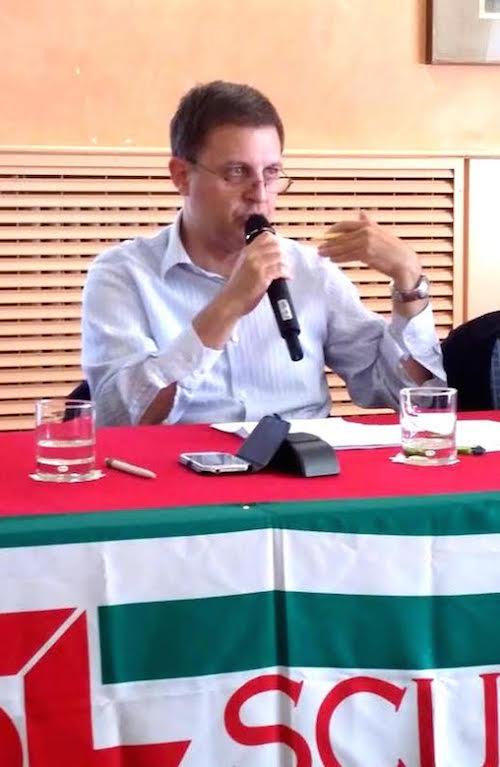 Carlo Cervi nuovo segretario generale Cisl Scuola Alessandria-Asti