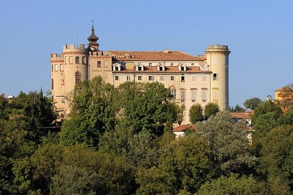 """Al Castello di Costigliole cena """"stellata"""" nella notte di San Lorenzo"""