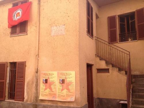Il grande ritorno della Festa Rossa a Castello di Annone