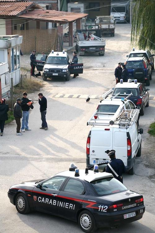 Si finge cliente e deruba la banca: nomade identificata dai carabinieri