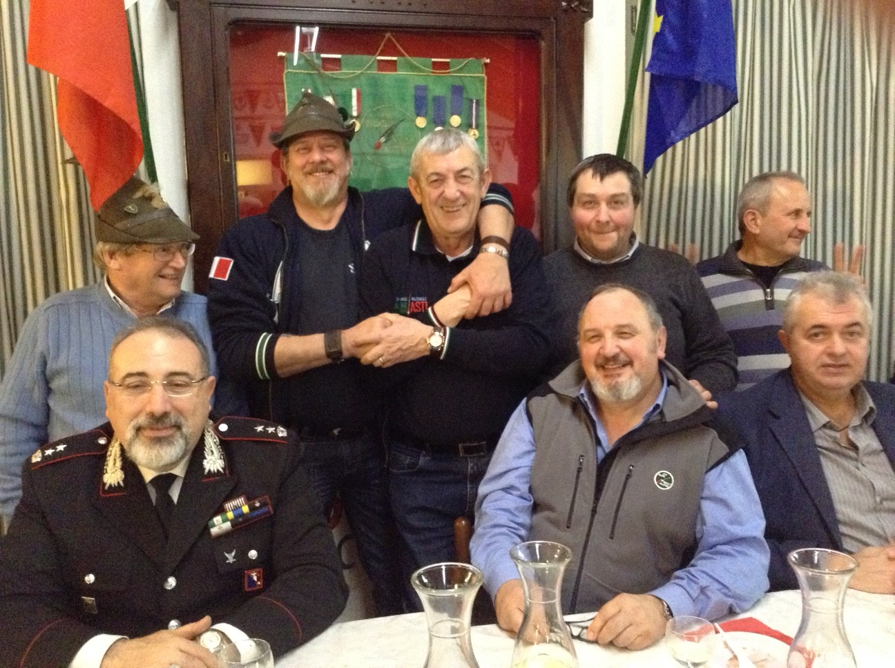 Oltre 1200 i gruppi alpini che hanno già confermato la partecipazione all'Adunata Nazionale di Asti