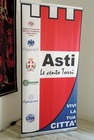 E' nato formalmente il Centro Commerciale Naturale ad Asti