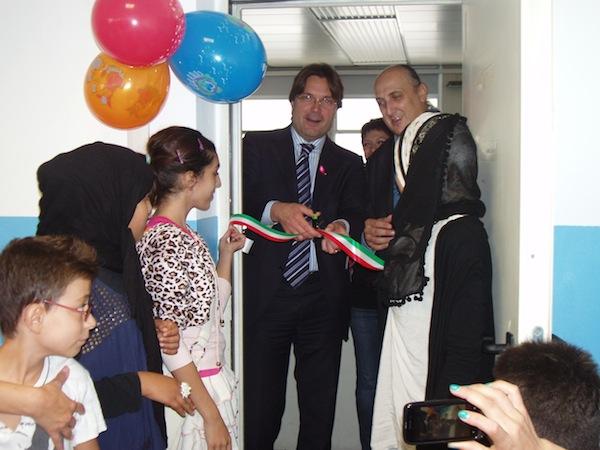 Asti, inaugurati nuovi locali del centro diurno per ragazzi