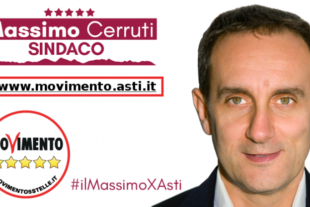 """Ballottaggio. Cerruti: """"Vogliate bene ad Asti, andate a votare"""""""