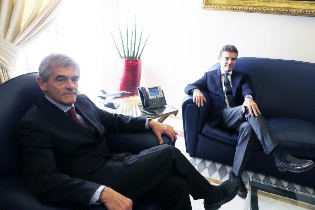 Sergio Chiamparino è il nuovo presidente della Regione Piemonte