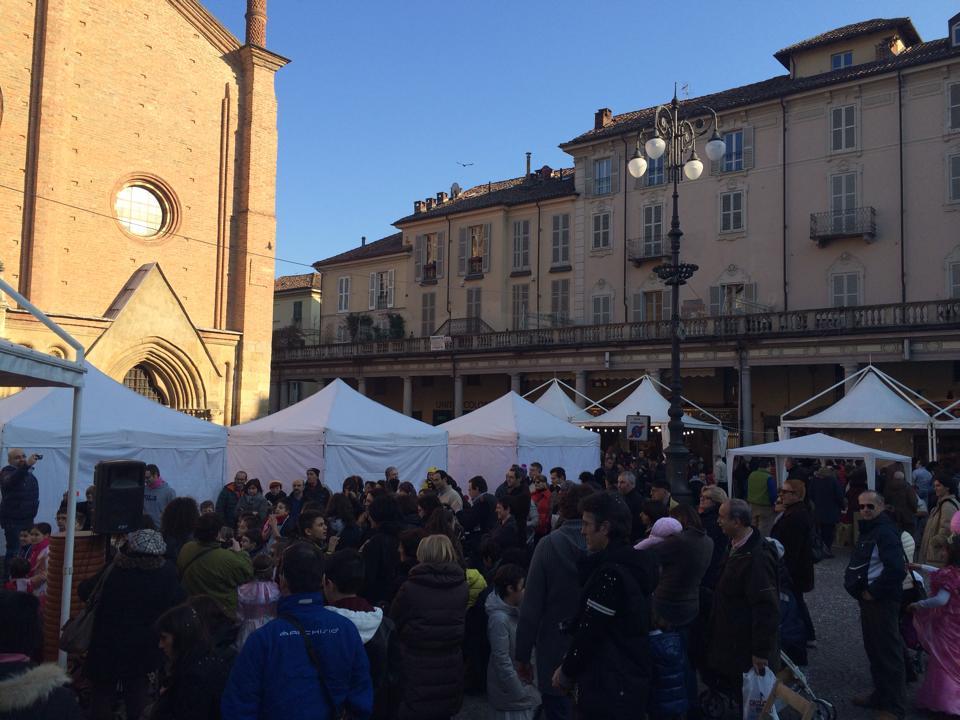 AtChocolat, Carnevale e aziende agricole di Casa Monferrato: un fine settimana ricco per Asti