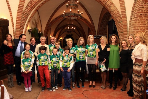 Ritiro collegiale juniores per la Ciclistica Rostese