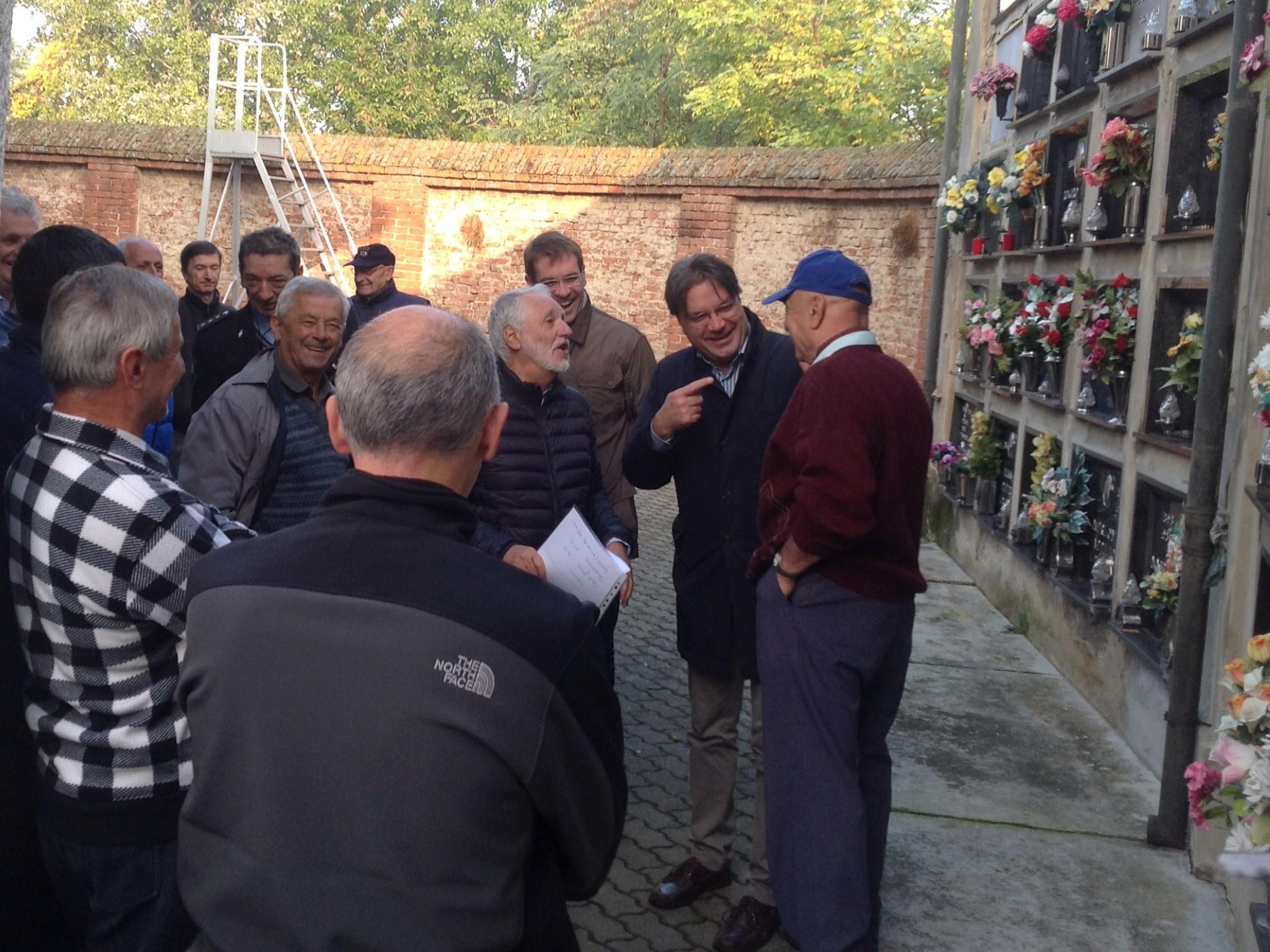 Asti: controllati tutti i cimiteri frazionali prima dei Santi
