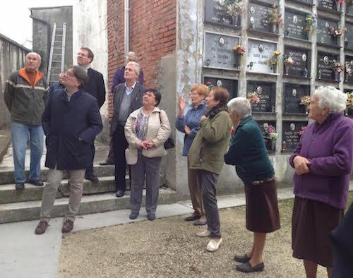 Nuovo incontro fra sindaco e cittadini nei cimiteri frazionali