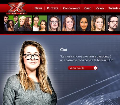 Attesa per la nuova esibizione di Cixi sul palco di X Factor