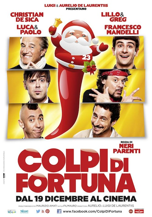 Film nelle sale 20 dicembre 2013