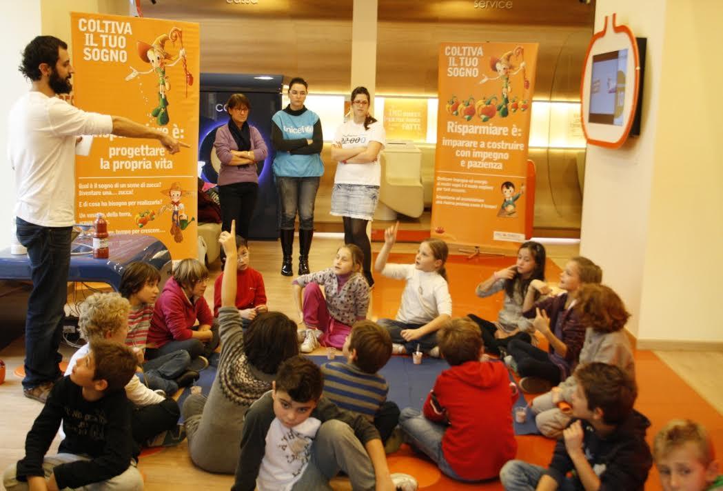Scuole di San Damiano d'Asti coinvolte in progetto di educazione al risparmio e solidarietà