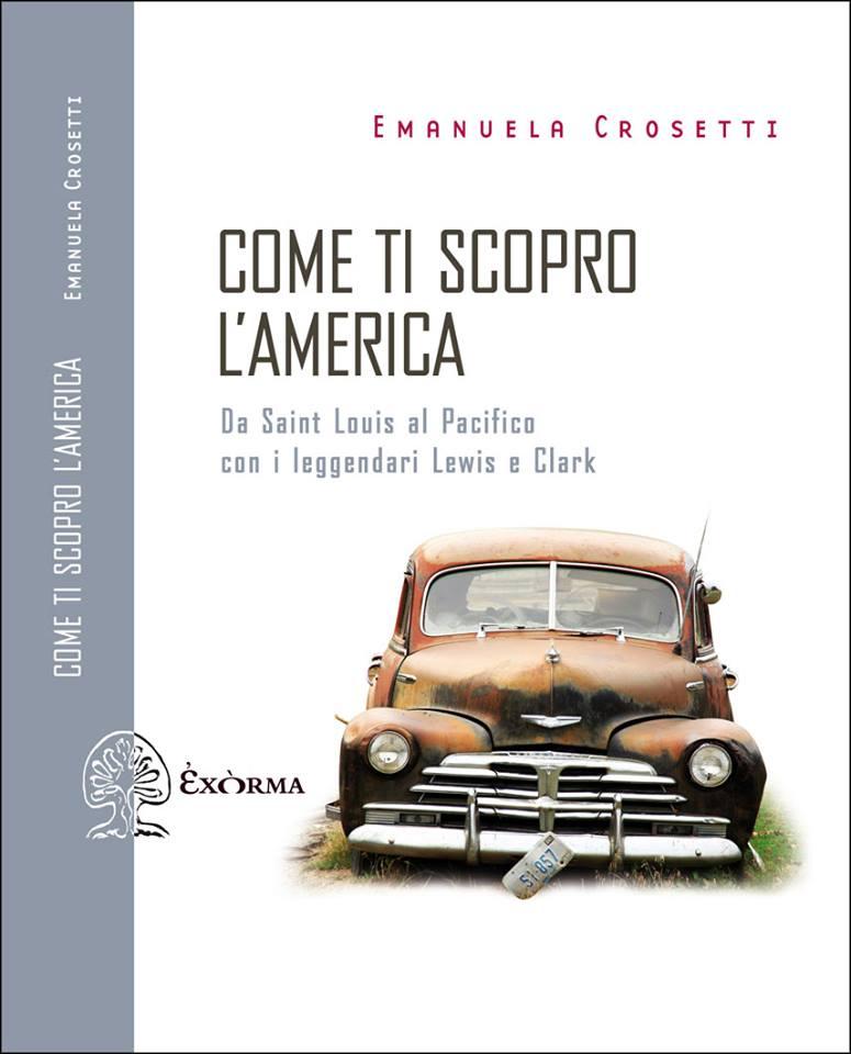 """Terzo appuntamento per Passepartout en Hiver: Emanuela Crosetti e """"Come ti scopro l'America"""""""