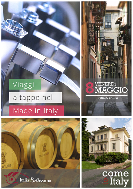 Con Come to Italy viaggio tra i segreti delle botteghe e dei laboratori artigiani